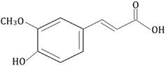 フェルラ酸